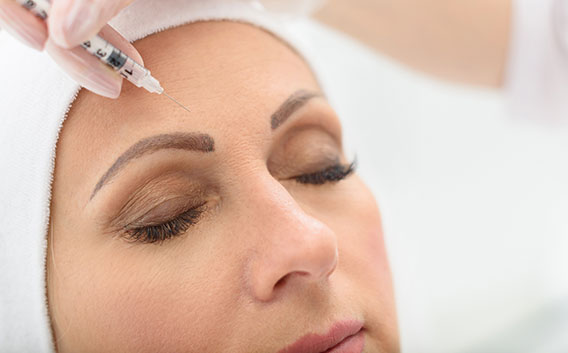 Forehead Botox - Wright Dental Care