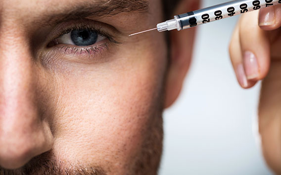 Male Botox - Wright Dental Care